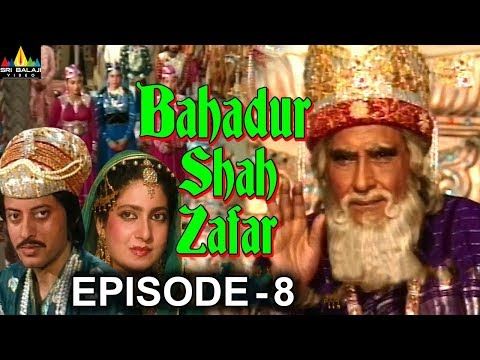 Bahadur Shah Zafar Episode - 8 | Hindi Tv Serials | Sri Balaji Video