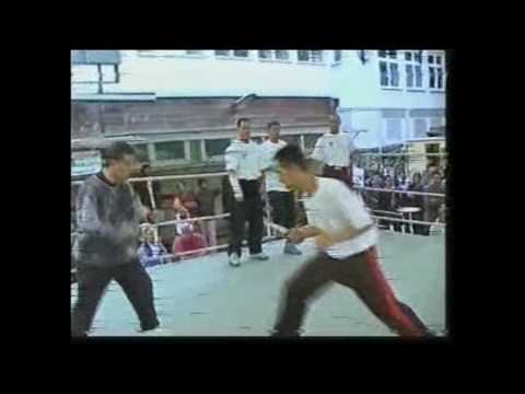wing chun sparring.wmv Image 1