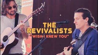 "download lagu The Revivalists ""wish I Knew You"" Live At Kgsr gratis"