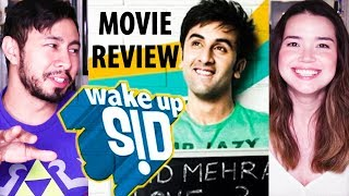 WAKE UP SID | RANBIR KAPOOR | Movie Review by Jaby & Achara!
