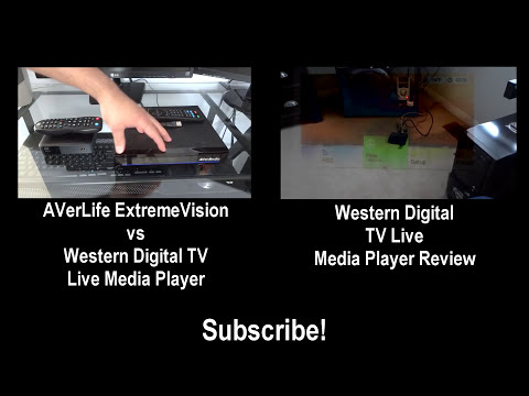 AVerLife ExtremeVision 0272 Media Player Review