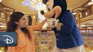 Sophia Grace - Disney Cruise Line Vacation   Disney Dream Overview