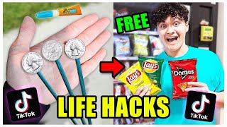 We Tested Viral Tik Tok Life Hacks**THEY WORKED**