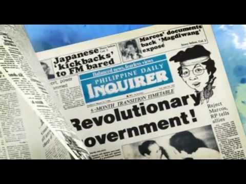 Philippine Daily Inquirer Audio Visual Presentation