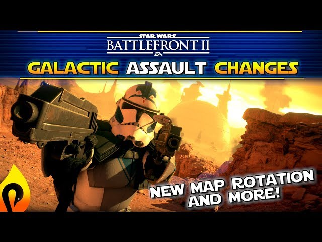 Star Wars Battlefront 2 News Update Galactic Assault Changes and More!