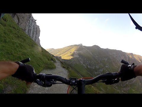 Mtb Trips : Alpine mountain biking in the Carpathians, Bucegi, Romania