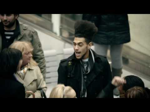 Thumb T-Mobile y su publicidad de bailar en la estacin Liverpool Street