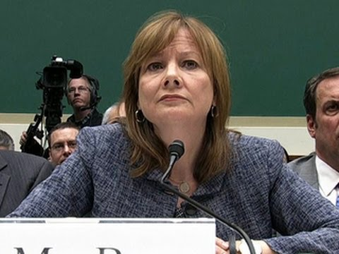 GM CEO Mary Barra: