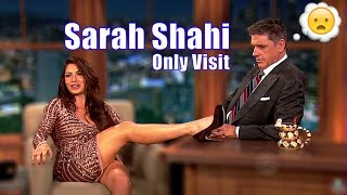 Sarah Shahi - Is Boozed Up - 2/2 Visits In Chronological Order