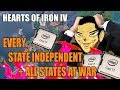 Hearts of iron 4 every province independent always war mp3