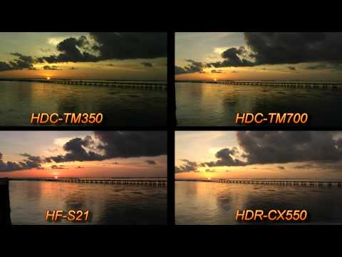 Top HD Camcorders Comparison