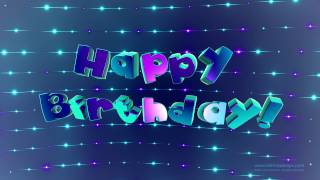 download lagu Birthday Loops: Happy Birthday - Lightwall, Purple And Turquoise gratis