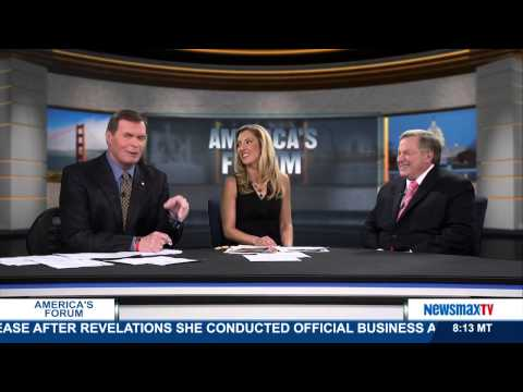 America's Forum | Dick Morris discusses the Hillary Clinton email scandal