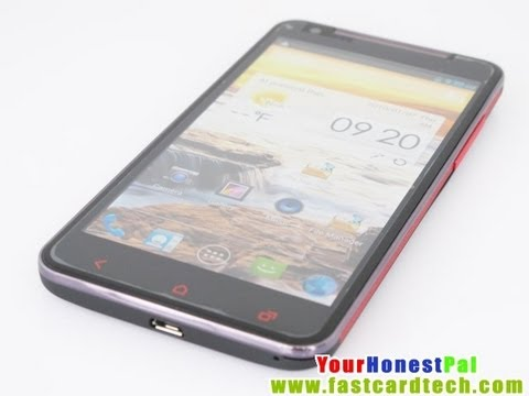 HTC X920 Butterfly?Star X920 Butterfly Plus System Reviews