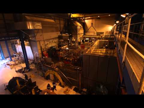 Alstom SHB Outage 2014 Video