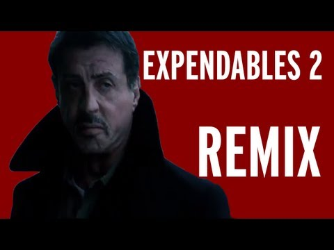 Mike Relm: The Expendables 2 Remix
