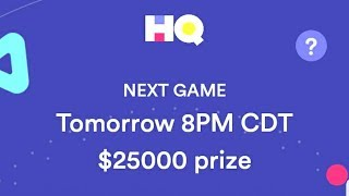 HQ Trivia is the hottest game show on the INTERWEB!!