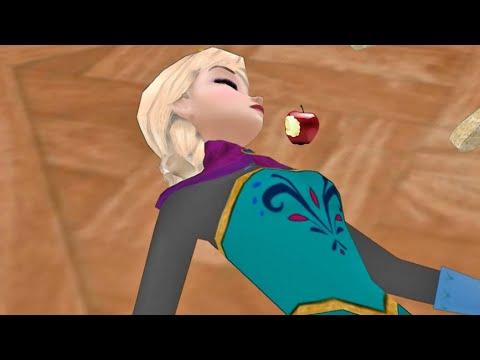 What happened with Elsa? Elsa & Anna of Arendelle Episode 28 - Frozen Princess Parody