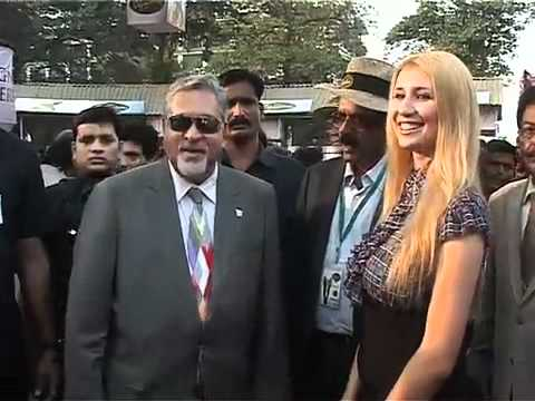 Dr. Vijay Mallya at the McDowell Signature Indian Derby 2011