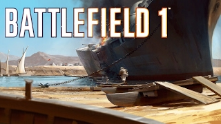 Battlefield 1 - Securing Our Home Flag
