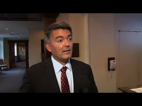 Rep. Cory Gardner Explains How U.S. Energy Expansion Can Thwart Russia