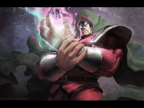 Street Fighter: M.Bison