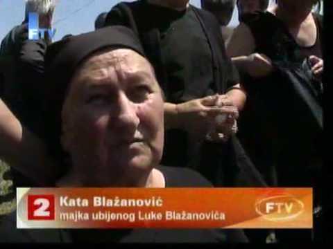 Predaja posmrtnih ostataka - Odžak (FTV)