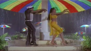 Adavi Donga Movie || Vana Vana Vandanam Video Song || Chiranjeevi, Radha
