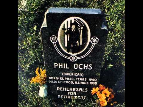 Phil Ochs - I Kill Therefore I Am