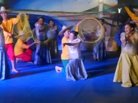 Pasigin Folk Dance (adamson) video