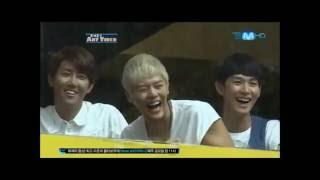 [HD] ZE:A funny compilation (part 1)