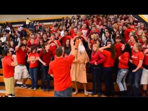Corunna Crazies, Corunna High School.wmv