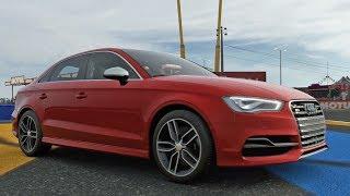 Forza Motorsport 7 - Audi S3 Sedan 2015 - Test Drive Gameplay (HD) [1080p60FPS]