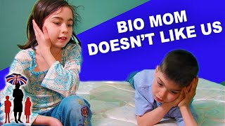 Supernanny | Their Biological Mom Doesn't Talk to Them