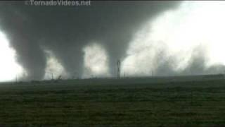 Colossal Canadian tornado!