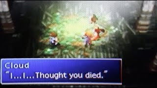 20+ Year Old Aerith Revival Easter Egg Finally Found