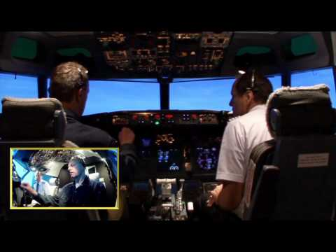 Flyajet Flight Simulator (Full) - Auckland. NZ