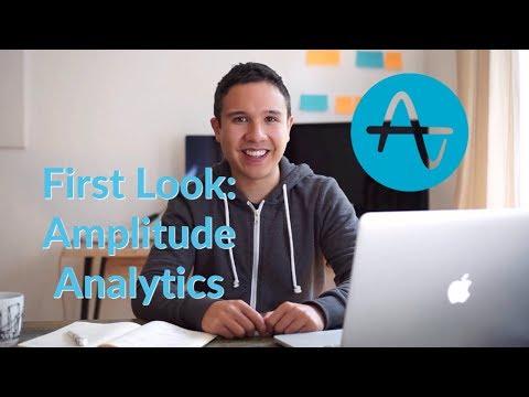🔴   First Look: Amplitude Analytics