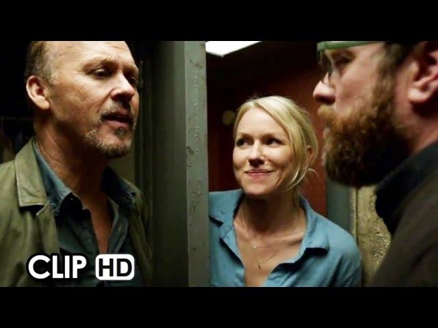 BIRDMAN Movie Clip - Ask Me If He Sells Tickets (2014) - Michael Keaton, Edward Norton HD
