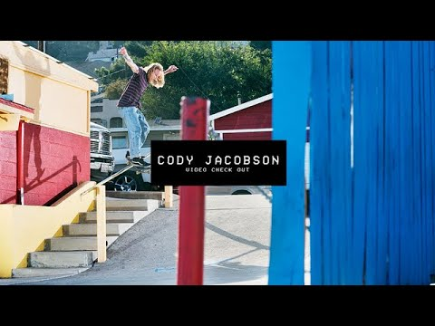 Video Check Out: Cody Jacobson