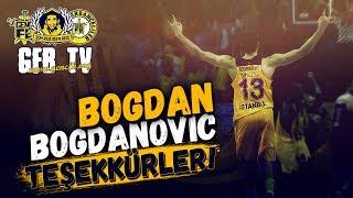 Bogdan Bogdanovic Kafasını Sallıyor ve Biz Bunu Çok Özleyeceğiz...   GFB TV - @gencfborg