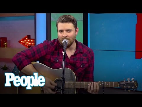 Watch Chris Young perform 'Lonely Eyes' | PEOPLE Now