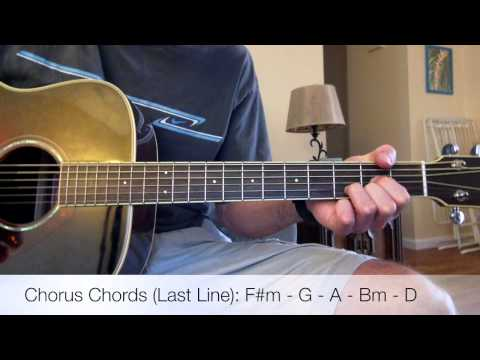 Mumford And Sons - The Wolf Acoustic Guitar Lesson