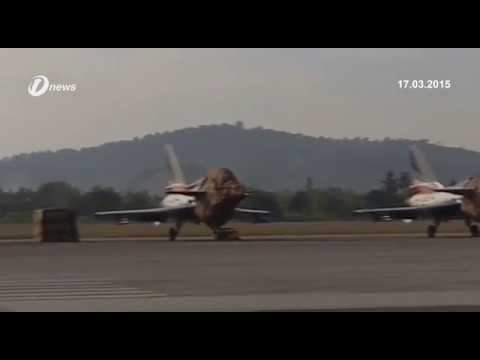 Malaysia Aerobatic Team Krisakti To Dazzle Crowds At Langkawi LIMA 2015