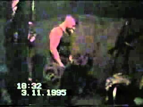 Командировка_в_Чечню ОМОН Воркуты 1995_год
