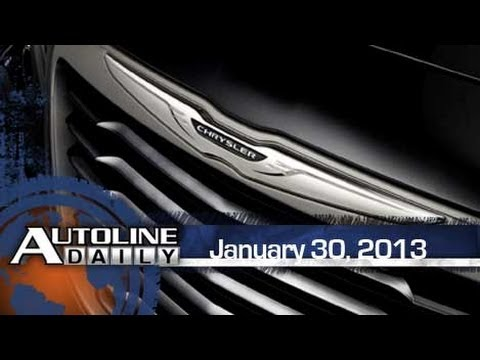 Chrysler Earnings Soar, but Only in U.S. - Autoline Daily 1060