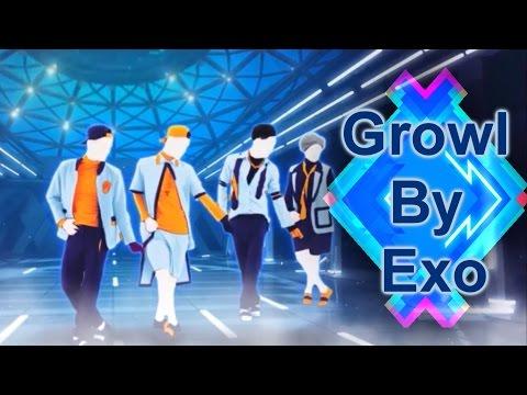 Just Dance | Exo - Growl | Kpop