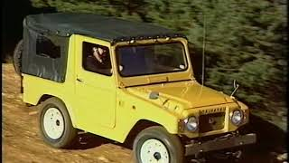 Vintage 4 x 4 cars | 4 Wheel Drive Cars | Drive in | 1977
