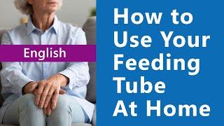 bolus tube feeding instructions