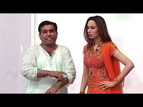 Best Of Nasir Chinyoti and Deedar New Pakistani Stage Drama Full Comedy Clip